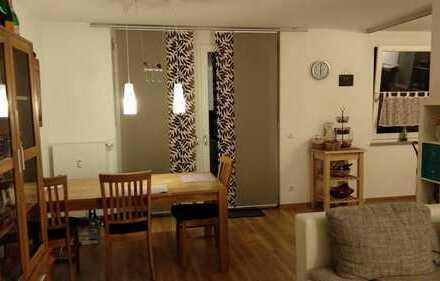 Schöne und moderne 2-Zimmer Wohnung mit TG im Weidener Zentrum