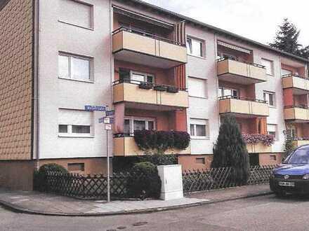 Gepflegte 3-Raum-Wohnung mit Balkon in Zweibrücken-West