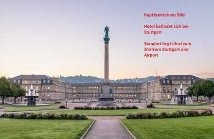 ☆ ☆ ☆ ☆ Business-Hotel bei Stuttgart