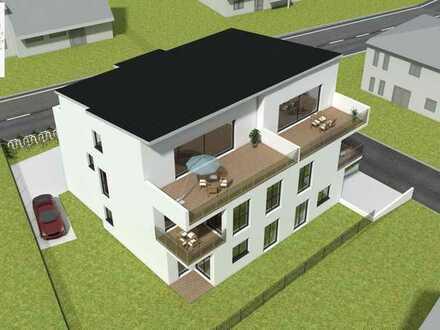 2 Zimmer Dachgeschosswohnung KfW 55