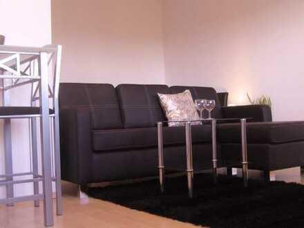 lll Möbliertes 1 Zimmer Apartment mit Balkon zentrale Innenstadtlage lll