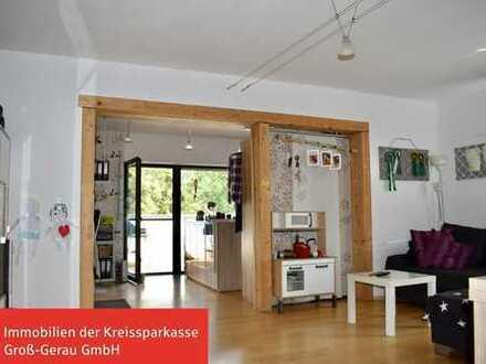 ** Ortsteil Kornsand - Idyllisches Einfamilienhaus Vis-a´vis vom Rheinufer **