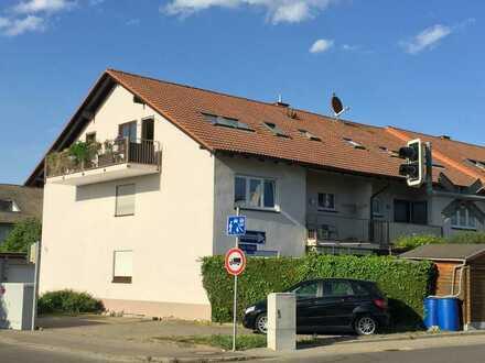 3-Zimmer-Wohnung mit Balkon in Endingen am Kaiserstuhl