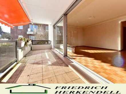 Eigentumswohnung am Schellenberger Wald mit Parkettböden, Sonnenbalkon und Einzelgarage