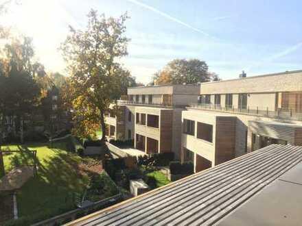 2-Zimmer-Wohnung in hochwertiger Wohnanlage in Alsterdorf