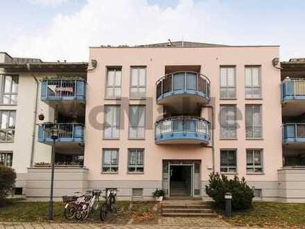 3-Zimmer-Eigentumswohnung mit 2 Balkonen in Hennigsdorf direkt an der Havel