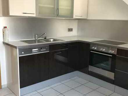 Ansprechende 3-Zimmer-Wohnung mit Balkon und Einbauküche in Balingen