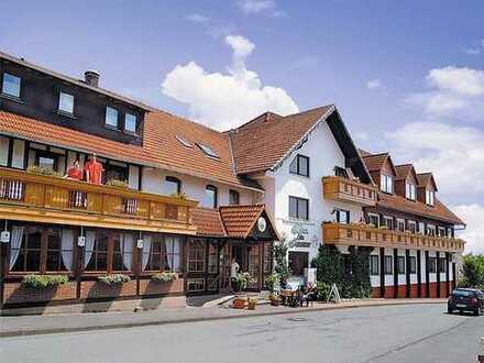 Hotel - auch als Ferienpension geeignet, möglich auch mit Café und Restaurant