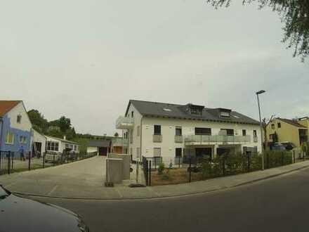 Erstbezug mit Balkon; 3-Zimmer, ca 80qm, DG-Wohnung, 2 Duplex bei Dachau in Hebertshausen/Prittlbach
