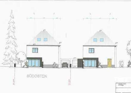 Stadtvilla mit Baugenehmigung in Do-Mengede gelegen entsteht Ihr freistehendes Einfamilienhaus.