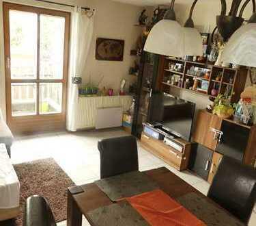 Pfiffige 3 Zimmerwohnung über zwei Etagen