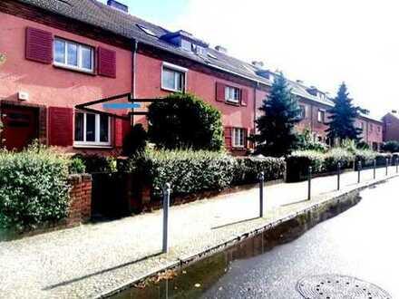 Schönes, geräumiges Haus mit drei Zimmern in Berlin, Johannisthal (Treptow)