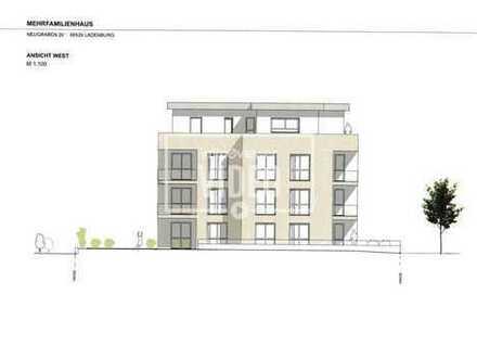 Penthouse im Neubaugebiet der Nordstadt in Ladenburg