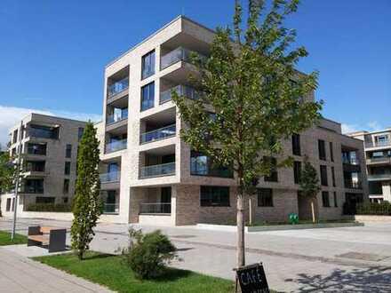 Wohnen an der Weser - großzügige 2 Zi. Wohnung im Magellan Quartier Überseestadt