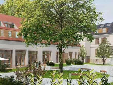 +++4 Zimmer mit außergewöhnlicher Küche, großem Balkon sowie Stellplatz+++