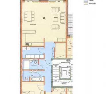 1.850 €, 134 m², 3,5 Zimmer