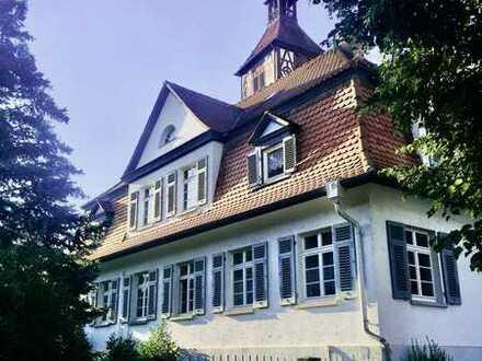 Liebhaberobjekt - Zweifamilien-Villa in Steinheim an der Murr (Kreis Ludwigsburg)