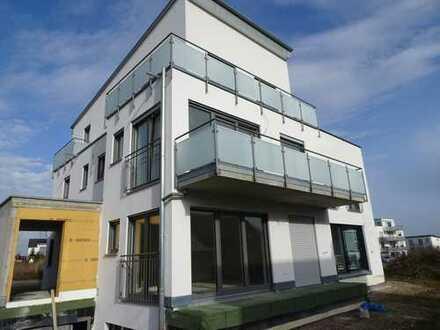 Großzügige 4-5 Zimmer-Wohnung in Ehningen in Doppelhaushälfte Erstbezug Mitte März 2020