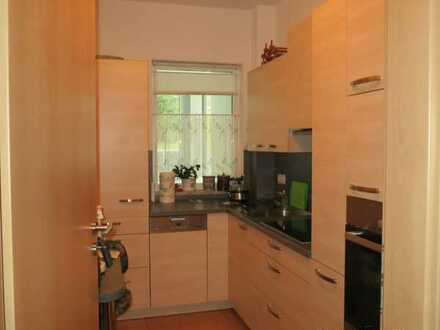 Schöne 2-Zimmerwohnung mit Terrasse in ruhiger Lage - stadtnah zu vermieten
