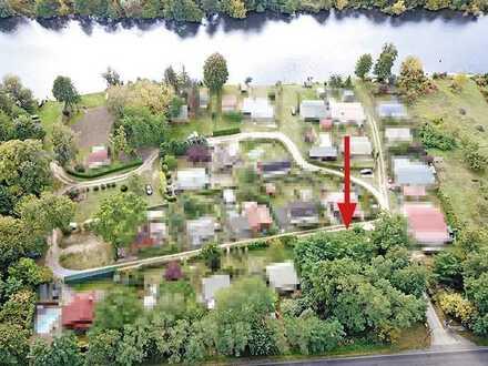 AUKTION: Grundstück am Finowkanal mit Wasserzugang