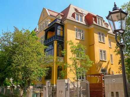 4-Zi-Wohnung im Dachgeschoss