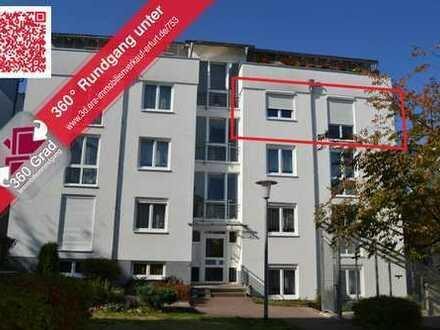 3 Zimmer Eigentumswohnung mit Balkon und TG-Stellplatz in naturnaher Lage