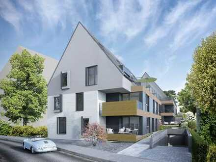 Schöne 3,5 Zimmerwohnung im Ortskern von Magstadt