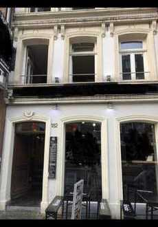 Burgerladen in perfekter Lage im Zentrum Aachens zu verkaufen! Komplett ausgestattet !