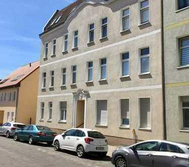 Fürstenwalde Innenstadt, 3-Zi.-Altbauwohnung, Stellplatz