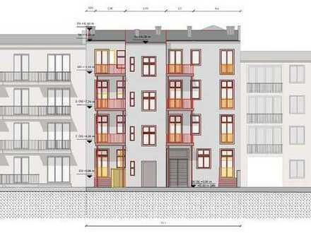 2 Zimmer mit Balkon und Keller zum fairen Preis gefällig? Erstbezug!
