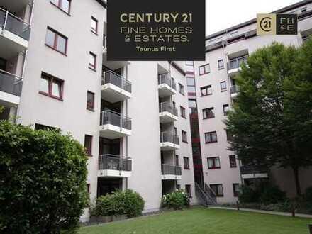 2-in-1: Kapitalanlage oder Eigennutz: 2 Zimmer Wohnung in TOP-Zustand, Frankfurter Bahnhofsviertel