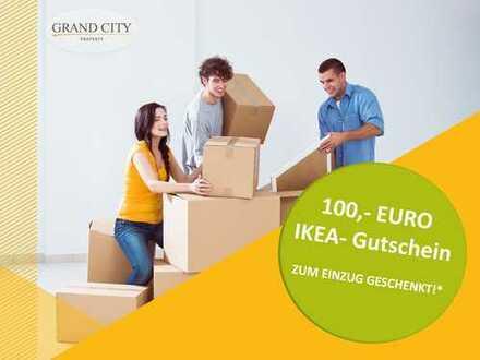 Schöne 3-Raum-Wohnung mit grüner Aussicht - 100€ zum Einzug geschenkt*