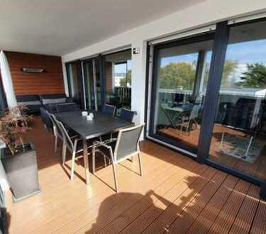 Schöne, neuwertige 4-Zimmer-Wohnung mit Balkon und Einbauküche in Top Lage von Wiesbaden