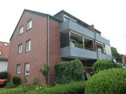Schöne, gepflegte 3-ZKBB Wohnung in ruhiger Lage
