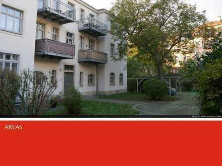 AREAS: Gepflegte 2-R.-Whg. mit 2 Balkonen in Dresdner Barockviertel zu verkaufen.
