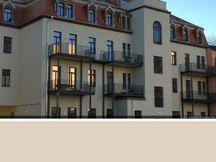 +Appartement mit Einbauküche und Balkon in gehobener Ausstattung+ruhige Lage