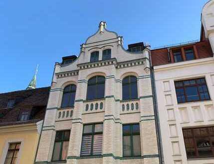 Atelierwohnung bietet ideale Möglichkeiten für individuelles Wohnen mitten in Zwickau