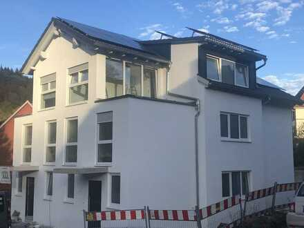 Pforzheim, Neubau Doppelhaushälfte im Würmtal