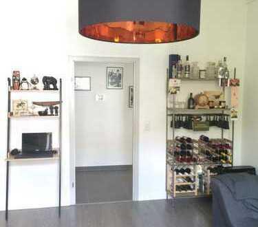 Freundliche 2-Zimmer-Wohnung mit Balkon und Einbauküche in Düsseldorf