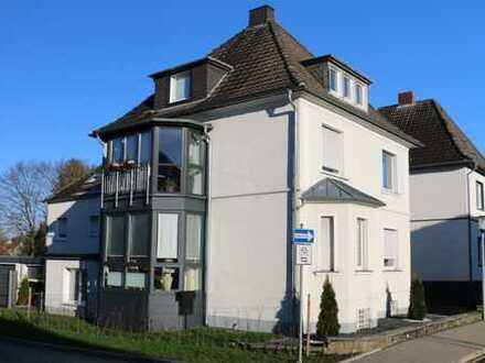 Beckum: Großzügige Maisonette-Wohnung in saniertem Altbau
