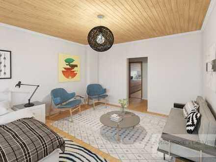 Gemütliches 1-Raum Apartment - ruhig aber zentral in Altenessen, perfekt zur möblierten Vermietung!