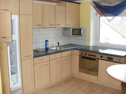 Helle 50m² Wohnung mit Einbauküche