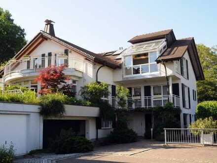 Zur Vermietung: wunderschöne Villa in Bestlage von Emmendigen!