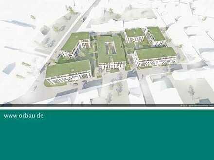 Oase Zollburg: Helle Eckwohnung und gleich am Eingang könnten die Gäste untergebracht werden...