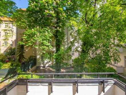 5 zi-maisonette-whg mit 2 balkon und aufzug (we 04+06)
