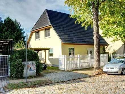 Einfamilienhaus im beliebten Musikerviertel in Babelsberg