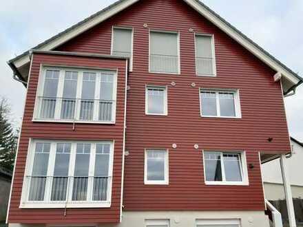 Friedrichsdorf-Dillingen -Neubau- Nähe Wald, mod. Penthouse/Atelier-Wohnung, 3-Zi., 90 qm Wfl.,