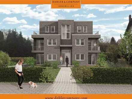 Hochwertige Neubau-Wohnungen im Obergeschoss