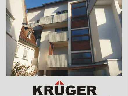 KA-Durlach-Altstadt / helle & gemütliche 2,5-Zi-Whg mit zwei Balkonen und TG-Stellplatz / bezugsfrei