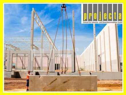 PROJECTA EXCLUSIV*30.000 m² Logistik*Mai 2018*teilbar*0173 2749176*PROVISIONSFREI